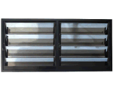Lumbrera de aluminio del espejo de cristal de Lowes de la ventilación del aire de la seguridad