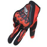 スポーツの手袋を競争させるFgv013冬のタッチ画面の防水防風のオートバイ