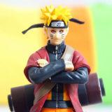 La figura giocattolo del Anime del personaggio dei cartoni animati ha divertimento