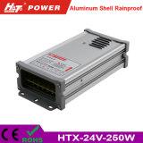 24V 10A 250W LED Schaltungs-Stromversorgung Htx des Transformator-AC/DC