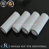 Tubo di ceramica 99% Al2O3 dell'allumina per le applicazioni industriali di refrattarietà
