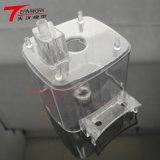 O condicionador de ar protótipo de folha de metal e plástico