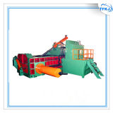 水平の出版物の自動油圧金属の鋼鉄梱包機(高品質)