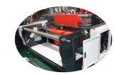 Comando do calculador de airbag não tecidos fazendo a máquina