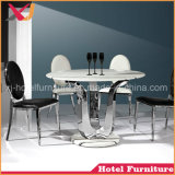 Banquete do aço inoxidável da alta qualidade que janta a cadeira