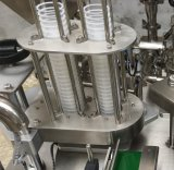 Full-car Rotary drill Cup Filling Sealing Machine for Ice Cream (VR-1)