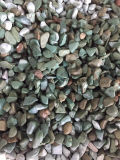 Mini-bleu de la rivière de la mer de la pierre pour jardin décoration de la route