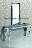 Мебель комнаты самомоднейшей таблицы светильника таблицы конца таблицы стороны таблицы пульта нержавеющей стали живущий