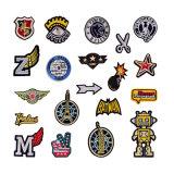 American Eagle логотипа вышивкой патч мужской одежды втулки патч мужской эмблемы