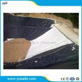 Geotextile van de Stabilisatie van de helling Niet-geweven HDPE Samengestelde Geomembrane van de Samenstelling