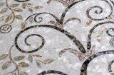 Cinzelando a matriz do mosaico do escudo do material de construção novo de Preal