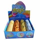Molla magica infiammante del Rainbow flessibile del giocattolo del capretto (8 stili)
