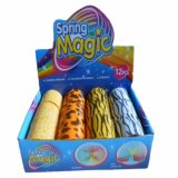Blinkender magischer Regenbogen-Sprung flexibel vom Kind-Spielzeug (8 Arten)