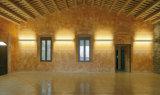 선형 침실 가구, 실내 점화를 위한 빛에 의하여 중단되는 빛을 점화하는 이르다 아래로 선형 두 배 크기