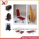 강한 호텔 가구 Steelcart 또는 테이블을%s 트롤리 또는 의자 또는 짐 또는 수화물 또는 유리 테이블 또는 옷