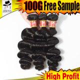 Assim valor da textura brasileira do cabelo humano na venda