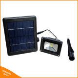 고성능 LED 태양 램프 옥외 안전 반점 점화 3W IP65 빛 통제 벽 빛