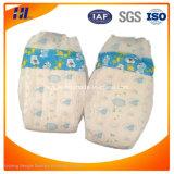 Barato fraldas para bebé com a PE a Chapa Traseira do mercado para a África