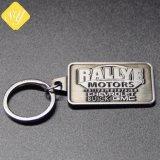 中国の製造業者の記念品のギフトのためのカスタム金属のユニコーンのキーホルダー