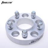 Teeze - Adaptador de aluminio 5x100 57.1 para Audi A1 separador de rueda