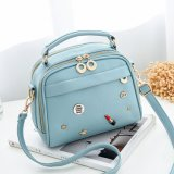 Novo Estilo de exportação Crossbody Bag Sacola grande de bolsas de moda para meninas