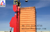 Inclinazione del contenitore del ribaltatore del contenitore dei giralingotti del contenitore dello scaricatore del contenitore del caricatore del contenitore