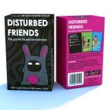 Gestoorde Vrienden - het Volwassen, Grappige, Ontzagwekkende Spel van de Lijst van de Partij