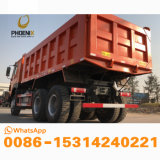박사를 위한 콩고 Market New Bucket Best Quality Low Price에 10 Tires를 가진 Sinotruk HOWO Used Dump Truck Tipper