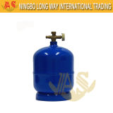 Campant et faisant cuire le cylindre de gaz de cylindre de LPG