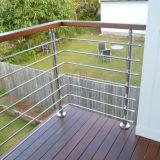 계단/발코니 스테인리스 단단한 로드 현대 가정 방책