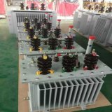 Trasformatore montato Palo a bagno d'olio di distribuzione di energia di 3 fasi