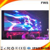 P6.25 Innenbildschirm der miete-LED für Unterhaltung/Hotel/Markt/Stadium