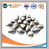 Bouton de carbure de tungstène bits pour l'exploitation minière