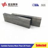 Las placas de carburo de tungsteno para cizalla circular las hojas de China