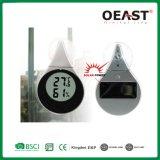 デジタルDisplay Window Thermometer MaxおよびMin Suction LCD時間Display Ot3327th