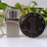 Mini mecanismo impulsor móvil de encargo de la pluma del USB de OTG como regalo promocional (YT-3288-02)
