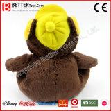 Orso molle dell'orsacchiotto dell'animale farcito della peluche del giocattolo di promozione in cappello