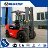 非常に安い価格の中国Yto 3.5tonのフォークリフトCpcd35