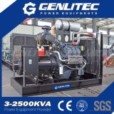Ce/ISO를 가진 Genlitec 힘 (GPD500) 400kw 500kVA 산업 Deutz 발전기