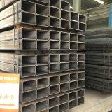ASTM A500 Gr. Bの熱間圧延の黒い正方形の鋼鉄管