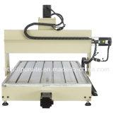 Hölzerne CNC-Gravierfräsmaschine 3D im hölzernen CNC-Stich