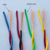 450/750 Elektrische Draad van de Kabel van pvc van V Cu/PVC (CEI 60227) Verdraaide