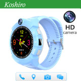 Hot vender niños Tracker GPS Reloj inteligente