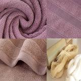 De hete Reeks van de Badhanddoek van Terry Bamboo Fiber Solid van het Hotel van de Verkoop