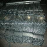 Ornamento/Valla Mobiliario/uso alrededor de tubo de acero galvanizado
