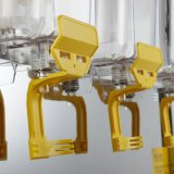 تجاريّة [فرويت جويس] زجاجيّة شراب موزّع