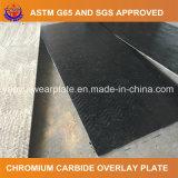 Биметаллическая плита износа карбида хромия