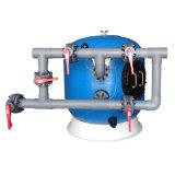 Filtro a sacco ad alta velocità della vetroresina per irrigare