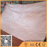 Füße 3*6 natürliches Okoume hölzernes Furnier-Blatt mit der Kategorie B Qualität