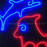 装飾の照明のための50m適用範囲が広いLEDのネオンライト
